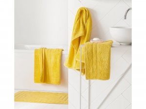 RĘCZNIK TODAY - Safran Yellow 70x130