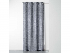ZASŁONA SCANDINAVIA TOP - Galip Dark Grey 140x260