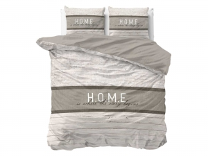POŚCIEL PURE COTTON - Home Taupe 200x200