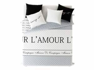 NARZUTA LOVING IT - L'amour Grey 220x240