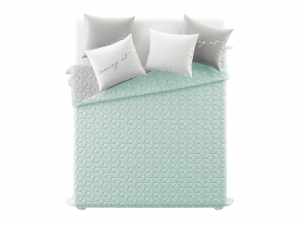 NARZUTA NEXT - Mint & Light Grey 200x220