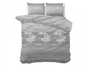 POŚCIEL FLANNEL  - Comfort Night Grey 200x200